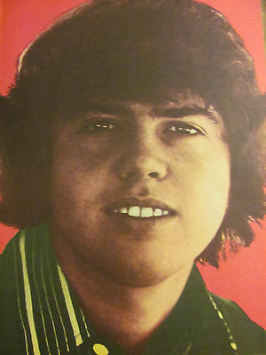 Merrill Osmond, Full Page Vintage Pinup