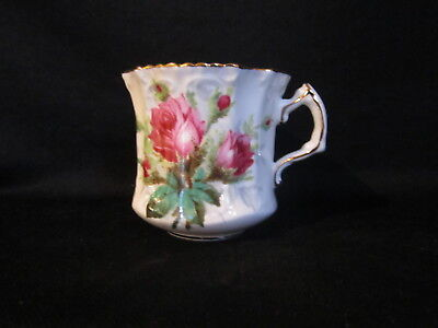 Hammersley  - Grandmother's Rose - Tall Teacup and Saucer