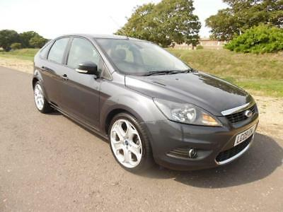 Ford Focus Titanium Tdci 5dr DIESEL MANUAL 2009/09