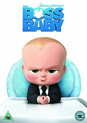 The Boss Baby [DVD] [2017] -  CD 6QLN The Fast Free Shipping