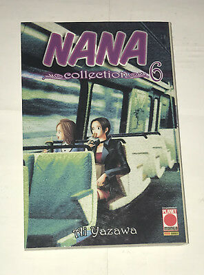 NANA COLLECTION di Ai Yazawa (8 NUMERI) Planet Manga