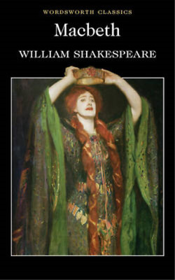 Macbeth (Wordsworth Classics), William Shakespeare, Used; Good Book