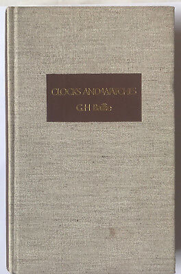 Baillie, G.H. Clocks and Watches: An Historical Bibliography - Holland Press 78