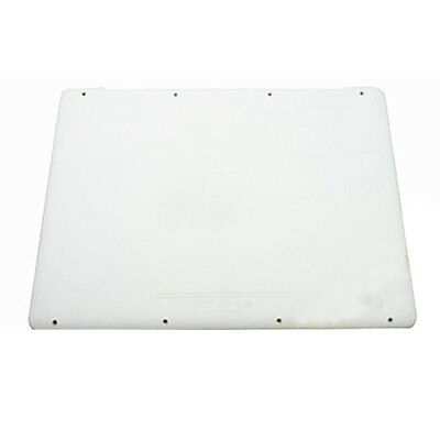 """New Lower Bottom Case Cover Apple Macbook 13.3"""" A1342 White 2009-2010 604-1033"""