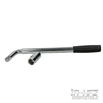 "Clé de roue extensible brace bar 21/"" long 17mm 19mm TE026"