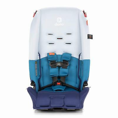 Diono 2018 Radian 3 R Latch Convertible Car Seat In Blue Brand New!! Free Ship!!