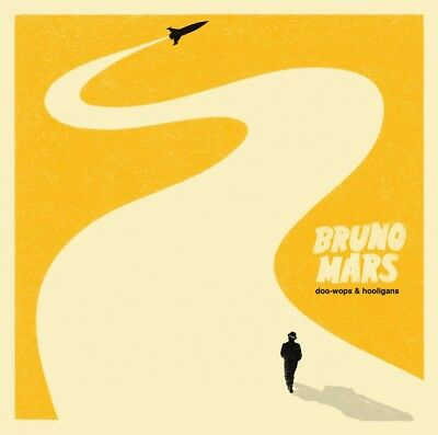 BRUNO MARS - Doo-Wops & Hooligans, 1 Audio-CD