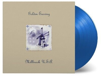 Golden Earring - Millbrook USA (ltd blaues Vinyl)