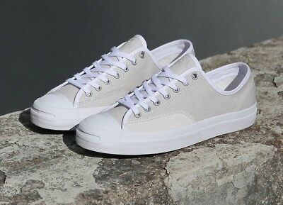 affcb768652ce8 Converse Jack Purcell Oxfords Suede Canvas Shoes Size Mens 10.5 New 157877C