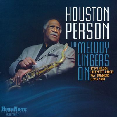 Houston Person - Melody Lingers On