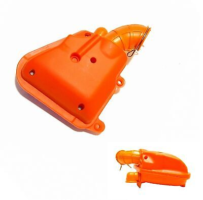LUFTFILTER 2-TAKT ORANGE z.B. CHINA ROLLER SCOOTER MOPED BUGGY ATV QUAD