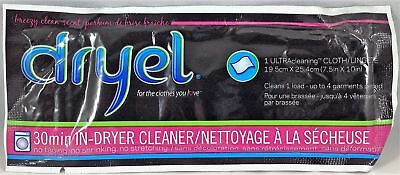 Dryel At-Home Dry Cleaning Cloth Single