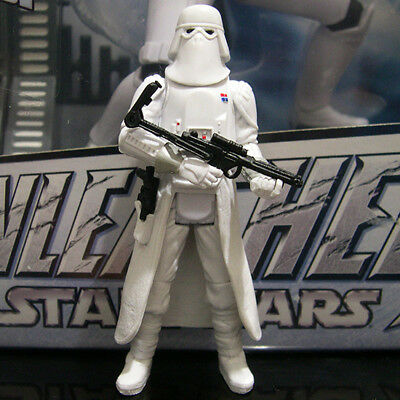 "STAR WARS Black Series SNOWTROOPER COMMANDER 3.75"" esb tbs #24"