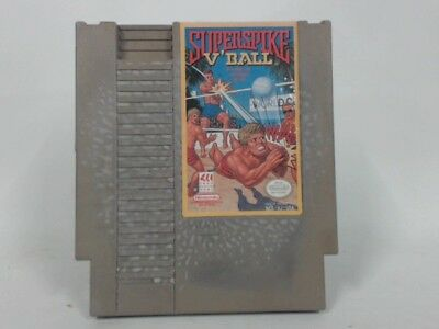 Super Spike Volleyball Nes Nintendo  Acceptable