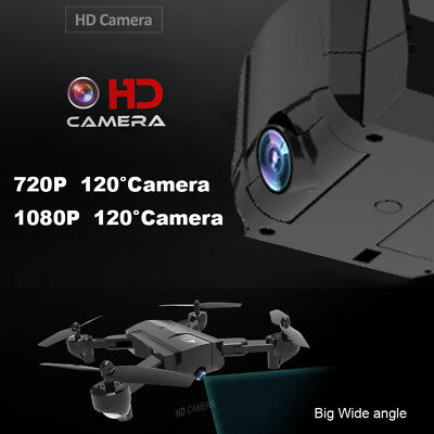 SG900 Foldable Quadcopter 2.4GHz Full HD Camera WIFI GPS Fixed Point Drone US