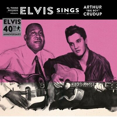 Elvis Presley - Sings Arthur Big Boy Crudup