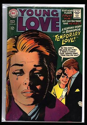DC Romance Young Love #66 G