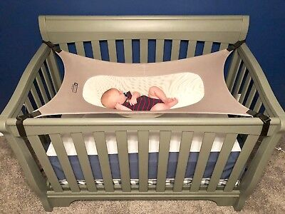 Natal Nest Baby Crib Hammock, Premium Breathable Materials, Safety Tested