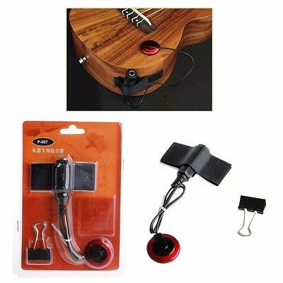 Acoustic Guitar Piezo Contact Microphone Pickup For Classical Musical Instrument