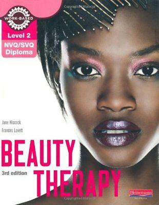 Beauty Therapy Candidate Handbook: NVQ/SVQ Diploma Level 2 (NVQ L2 Hair & Bea.
