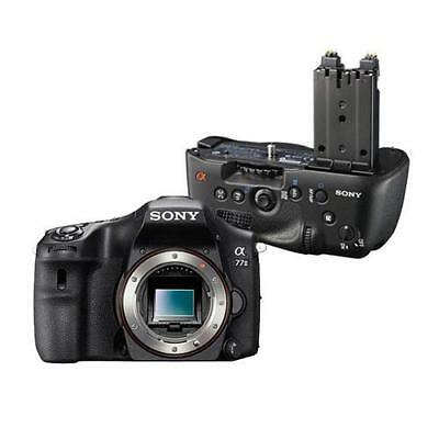 Sony A77II Alpha 77 Mark II Translucent DSLR Camera Bundle. Value Kit with Acc