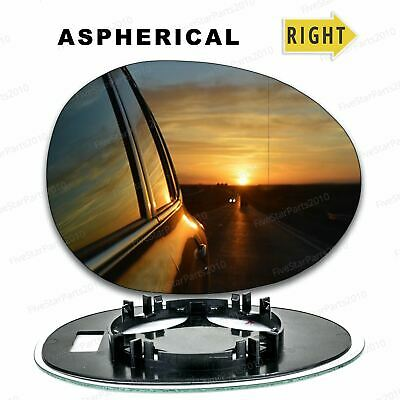 Right hand driver side for VW Caddy 2004-2015 Wide Angle wing mirror glass