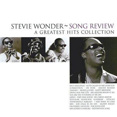 Wonder Stevie - Song Review/great.hits