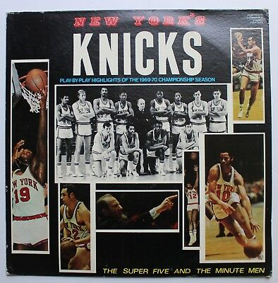 1969–70 New York Knicks season