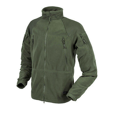 Helikon Tex Stratus Jacket Heavy Fleece Olive Green
