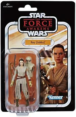 Star Wars The Vintage Collection Rey Jakku Action Figure NEW
