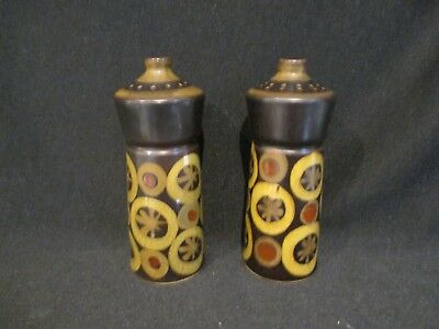 Denby - ARABESQUE - Salt and Pepper Set