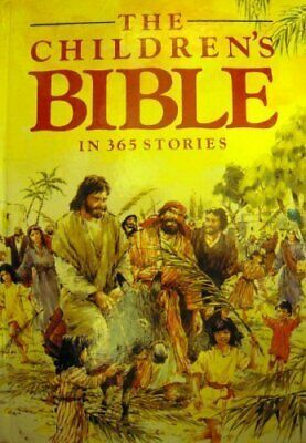 The Children's Bible in 365 Stories by Batchelor, Mary Hardback Book The Cheap
