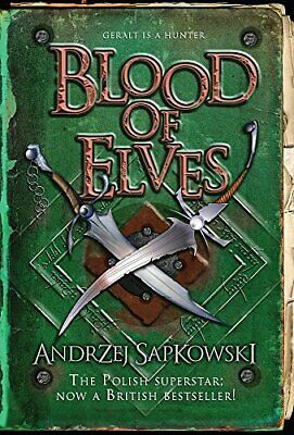 Blood of Elves (GOLLANCZ S.F.) by Sapkowski, Andrzej Paperback Book The Cheap