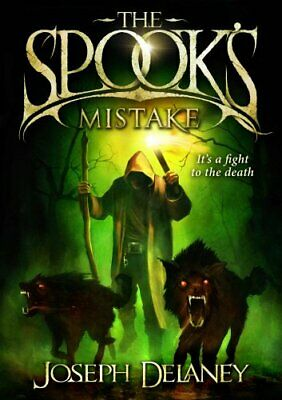 The Spook's Mistake: Book 5 (The Wardstone Chron... by Delaney, Joseph Paperback