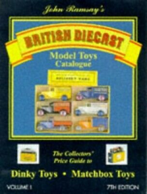 British Diecast Model Toys Catalogue: Dinky Toys and Matchbox Toys ... Paperback