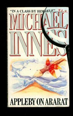 Appleby on Ararat by Innes, Michael Paperback Book The Cheap Fast Free Post