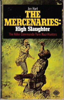 High Slaughter by Hart, Jon Paperback Book The Cheap Fast Free Post