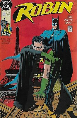 Robin (Limited Series) No.1-5 / 1991 Chuck Dixon & Tom Lyle