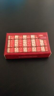 Coles Little Shop Mini Collectables Christmas Edition - Christmas Crackers