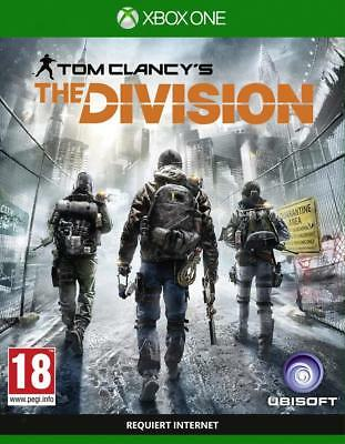 Jeu Xbox One - Tom Clancy's - The Division