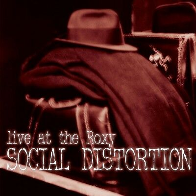 Social Distortion - Live At The Roxy (Vinyl/180Gr)