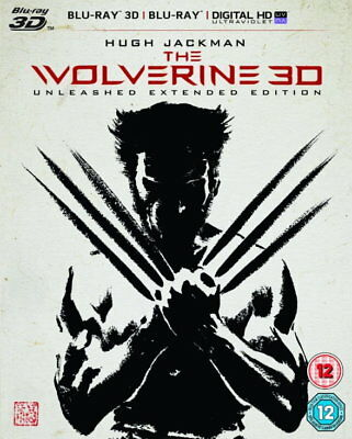 The Wolverine (Blu-ray 3D + Blu-ray) [New Blu-ray]