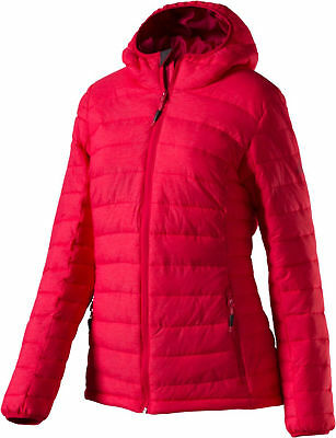Mckinley Donna Giacca Casual in Simil Piumino Kenny HD Rosso