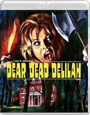Dear Dead Delilah [New Blu-ray] With DVD, 2 Pack