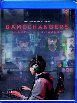 Gamechangers: Dreams Of Blizzcon [New Blu-ray] Manufactured On Demand, Ac-3/Do