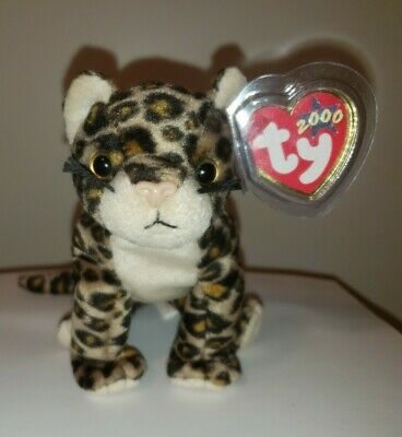 7168b167247 TY BEANIE BABY - SNEAKY the Leopard (5.5 inch) - MWMTs Stuffed ...