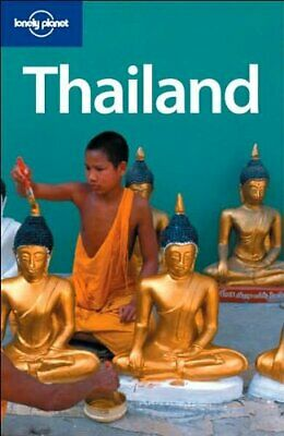 Thailand (Lonely Planet Country Guides) by Lisa Steer Paperback Book The Cheap
