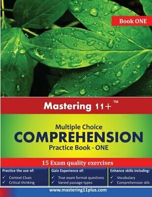 Mastering 11+ Multiple Choice Comprehension - Practic... by educational, ashkraf