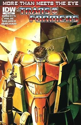 Transformers More Than Meets The Eye #20 (NM) `13 Roberts/ Milne (Cover B)