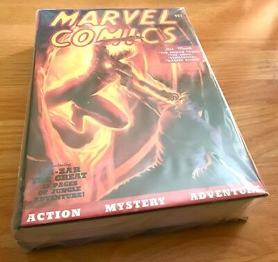 New Unread Marvel Comics Golden Age Omnibus Edition First Print Oop Hardcover Hc